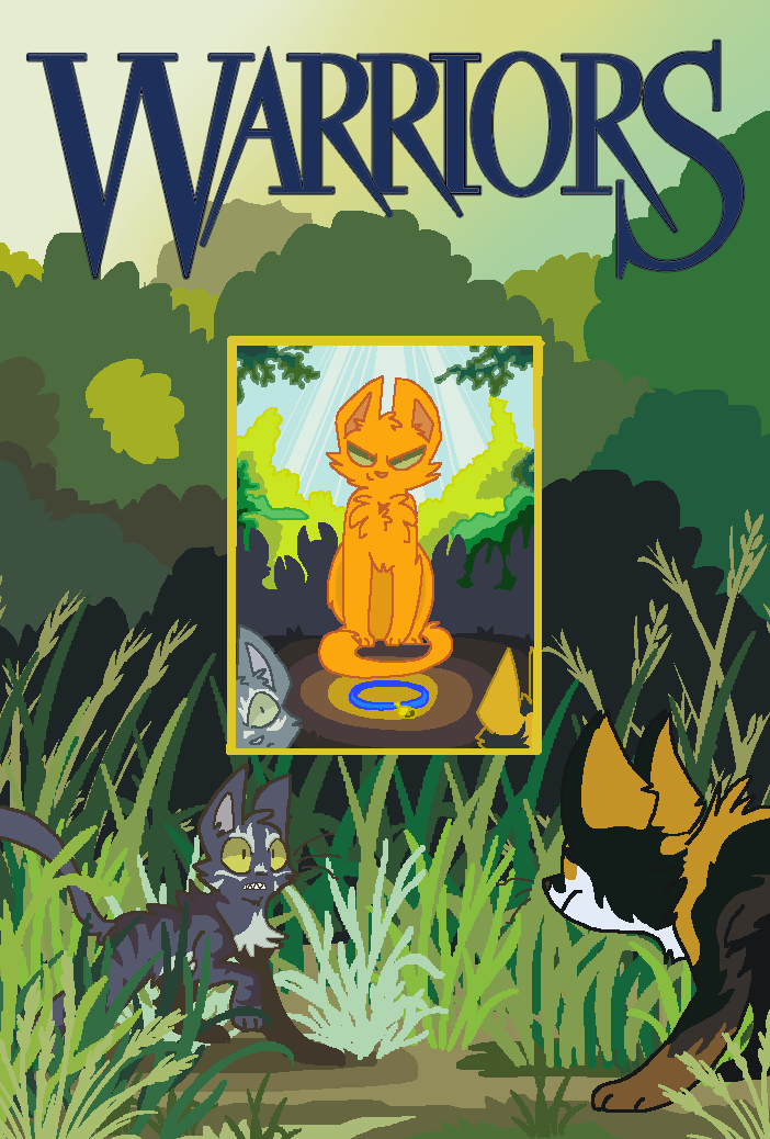 book report for warriors into the wild Into the wild (warriors) by erin hunter is a children's fantasy novel about the life  and times of cat clans that have shared the forest for.