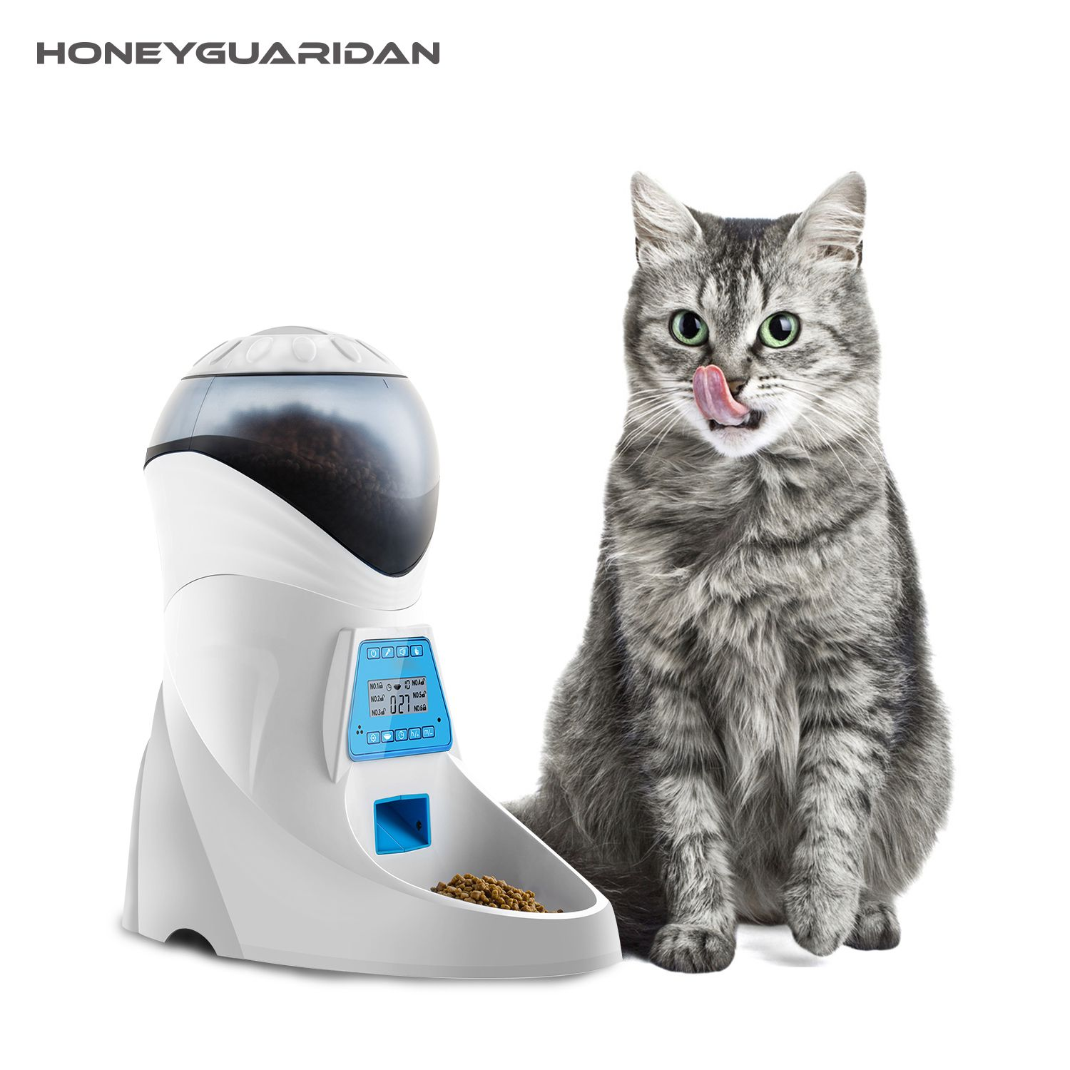 Cat feeder image by HoneyGuaridan on Dog Automatic Feeders