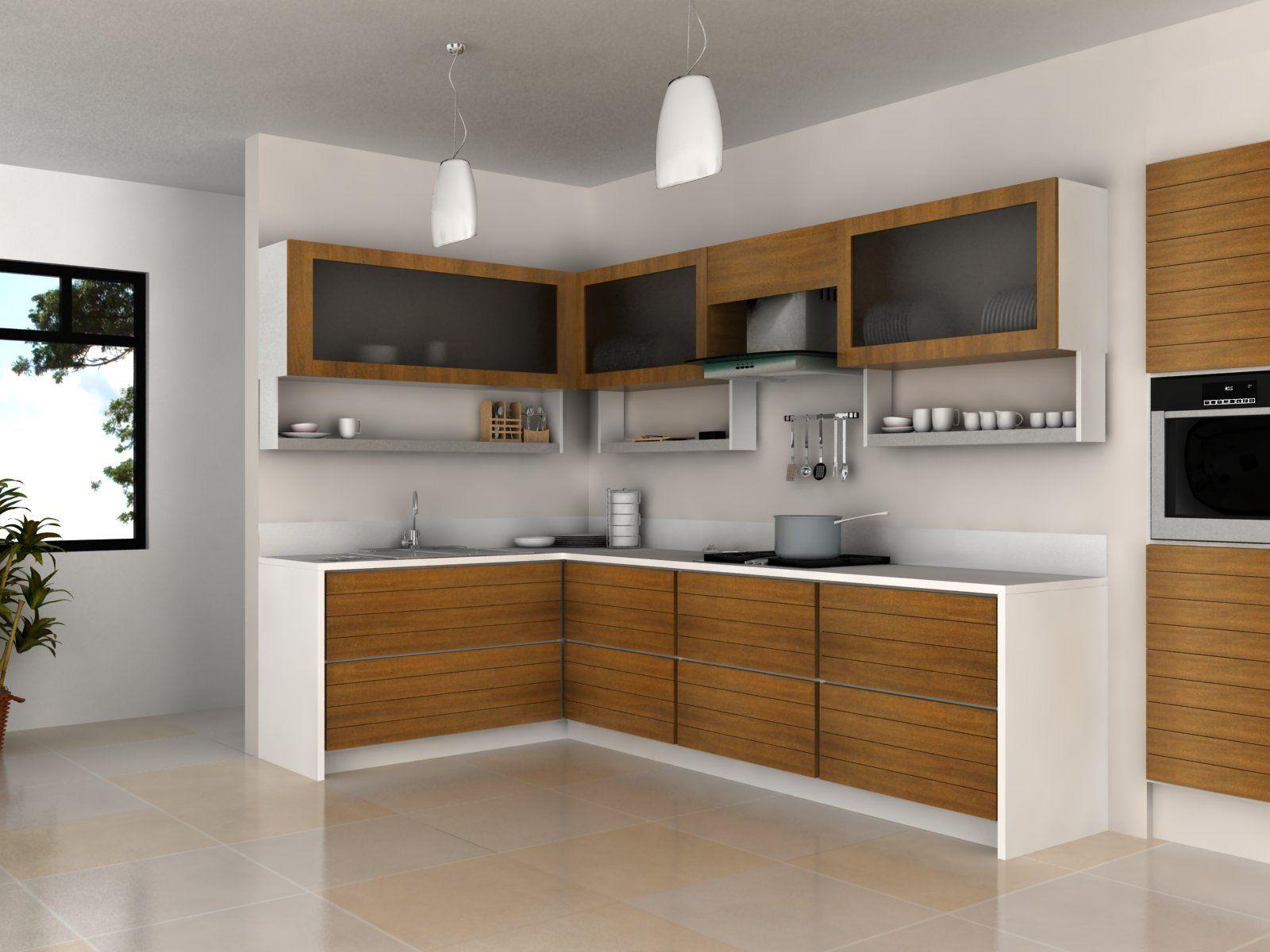 cocinas integrales | Colores de habitaciones | Pinterest | Cocinas ...