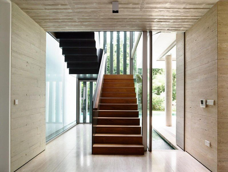 Agrandissement et modernisation d\u0027une maison très contemporaine à - plan d une maison en 3d