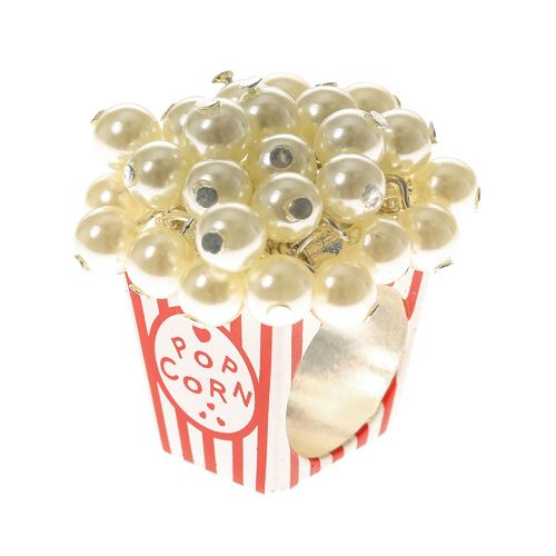 Katy Perry Popcorn Ring                                                                                           More