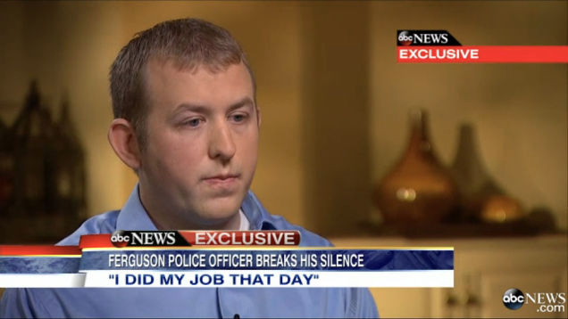 """On Monday, The New York Times published a piece about Darren Wilson's marriage, also publishing his """"home address"""". That last part was not actual news, but major news outlets are criticizing the publication for not apologizing the right way."""