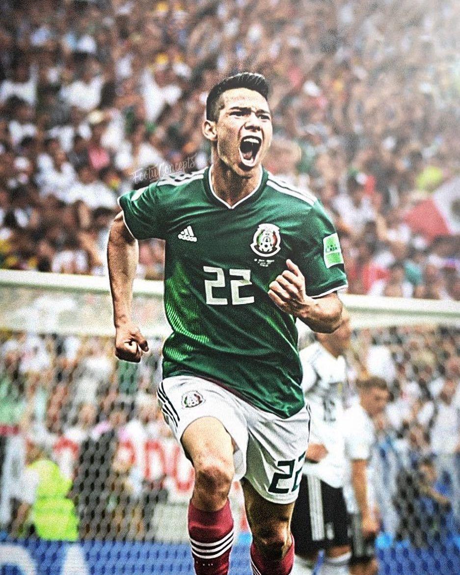 Hirving Chucky Lozano Mexico Lozano Chucky Mexico Worldcup Football Gfx Photoshop Soccer Guys Mexico National Team Mexican Soccer Players