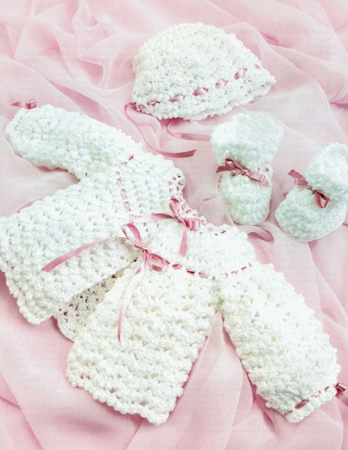 sombrero del ganchillo para una niña recién nacida | Baby ...