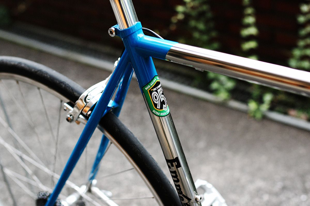 Reynolds 953 Stainless Steel | Stainless Steel bicycles and frames ...