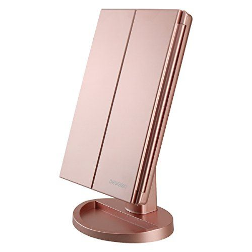 Deweisn Tri Fold Magnification Tabletop Cosmetic It S