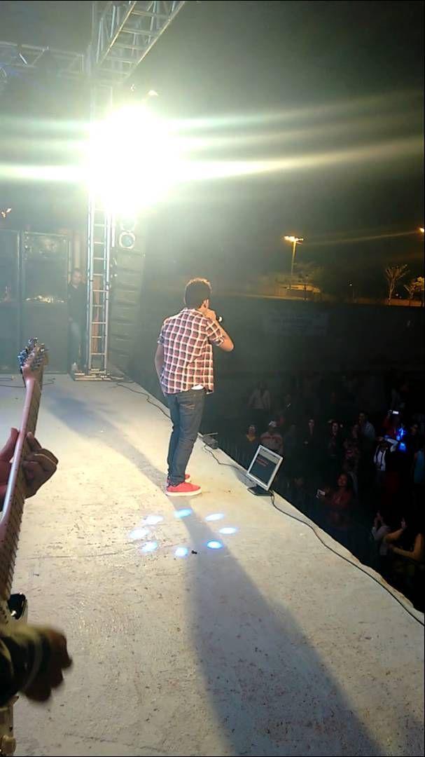 Participacao De Vinicius Costa No Show De Adair Cardoso Na Cidade