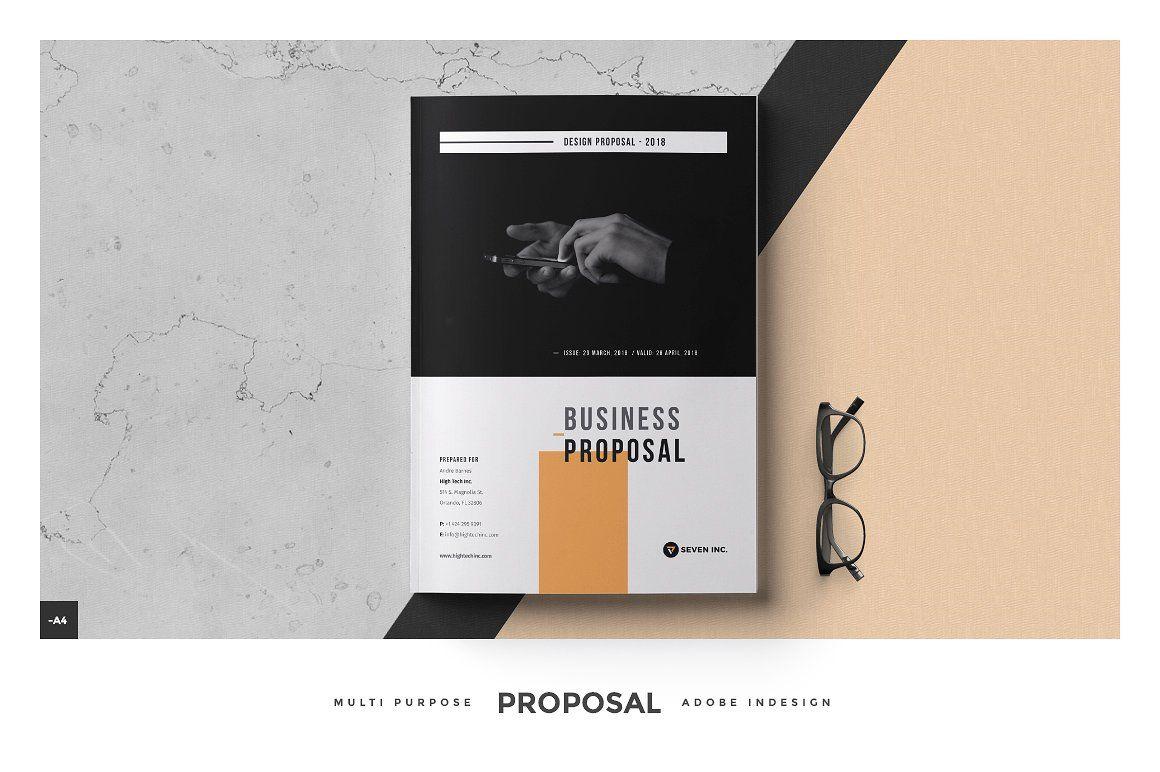 Business Proposal - Brochures - 1 | Brochure Template | Pinterest