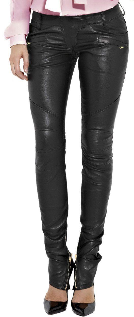 39720593 Buy buttery soft #black designer #leather #pants for women ...