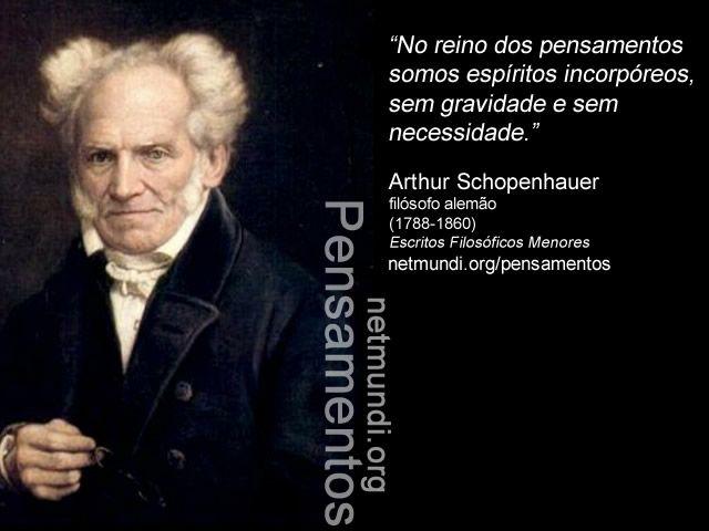 schopenhauer - Pesquisa Google   Pensadores   Pinterest ...