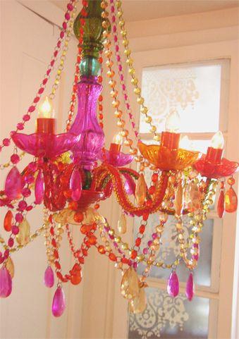 My aunts new fantastic plastic chandelier chandeliers my aunts new fantastic plastic chandelier flickr photo sharing aloadofball Images