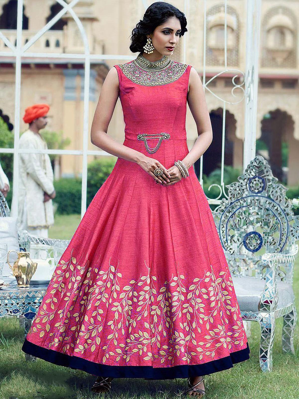Alluring grey and black wedding wear bhagalpuri silk designer