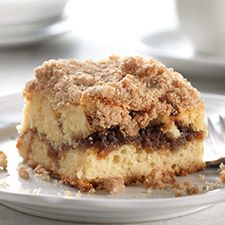 Cinnamon Streusel Coffeecake Recipe Farm To Table International