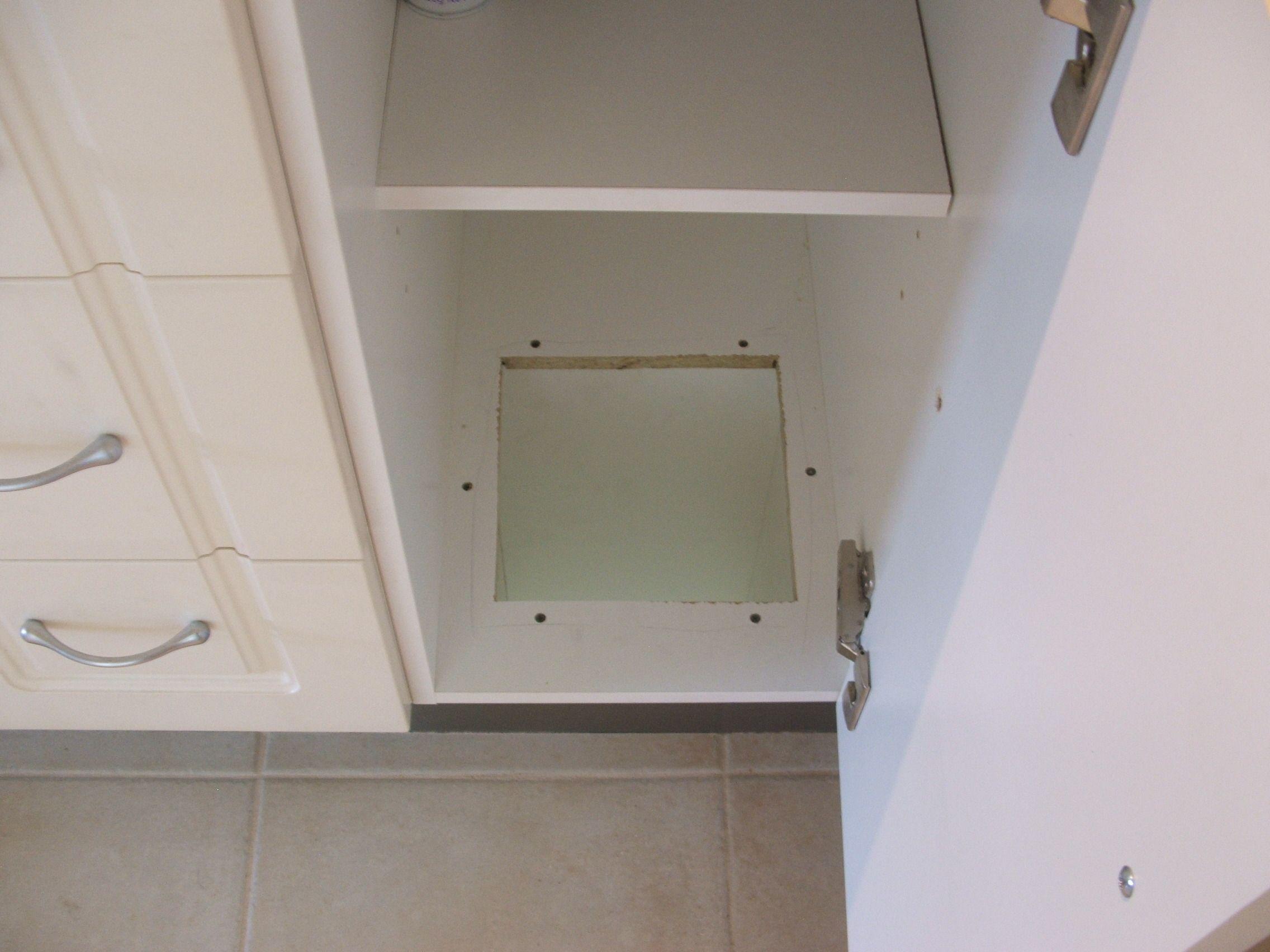 Laundry chute bathroom pinterest laundry chute for Laundry chute design