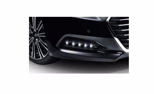 Hyundai i40 2015 Facelift Genuine Led Fog Lamp Left, Right 2EA #HyundaiMotorsOEM