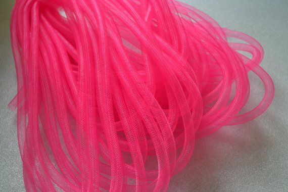 "5 yards 5//8/"" Raspberry Crinoline Crin Horsehair Braid Millinery Hats Trim"