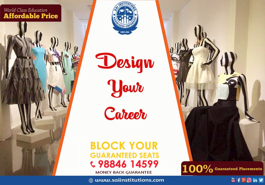 Fashion Designing Courses Is A Valid Question That Every Students Need To Ask Before Taking A Plunge Fashion Designing Course Create And Craft Hotel Management