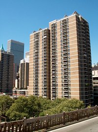 Southbridge Towers Officially Exiting Mitchell Lama Program Southbridge New York City Location Affordable Housing