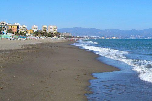 Torremolinos Beach Costa Del Sol Spain Costa Del Sol Spain Malaga Spain Spain Travel