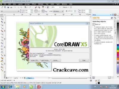 corel draw x5 serial key generator