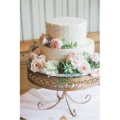 Fleur De Lis Living Quach 3 Piece Cake Stand Set | Wayfair