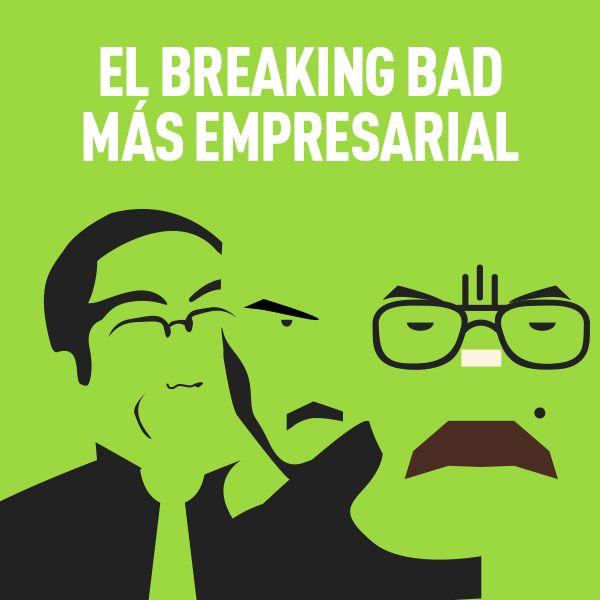 ¡Últimas lecciones empresariales de Breaking Bad! #HoySeMueveEnTILO Xavi y nos trae las 3 últimas perlas de esta joyita de la televisión ¡Termina a lo grande!