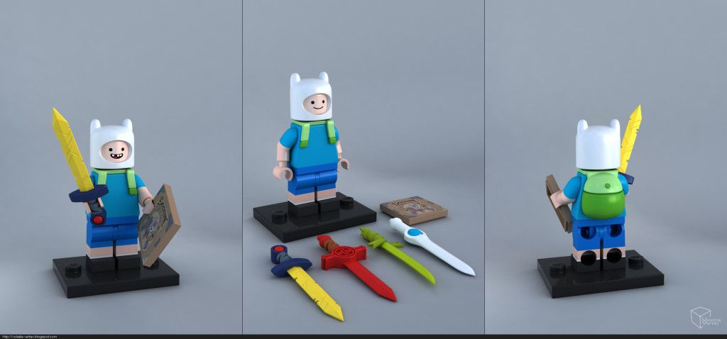 Adventure Time Minifigs Are the Best Legos You'll Never Buy | Lego ...