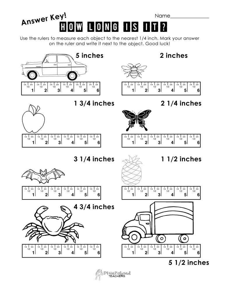 Measurement Practice 1 Measurement Worksheets 2nd Grade Worksheets Kindergarten Worksheets Printable