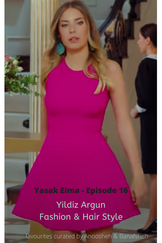 Styles From Yasak Elma Series Dizi Episode 16 Yasak Elma Fashion Style Turkish Series Fashion And Style Fashio Turkish Fashion Elegant Midi Dresses Fashion