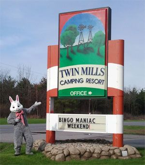 Twin Mills in Howe, IN. Pretty much where I spent most of my weekends growing up