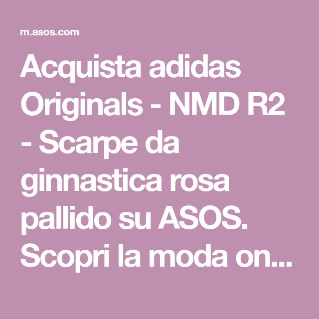 Da R2 Acquista Scarpe Rosa Adidas Originals Nmd Ginnastica UX6w6PCqg