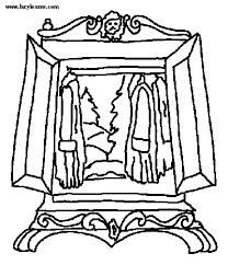 Narnia Coloring Pages Google Search Lion Witch Wardrobe