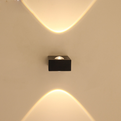 Up And Down Side Lighting Led Wall Lamp Modern Compact Size Two Ways Lighting Wall Lights Porch Lighting Led Wall Lamp
