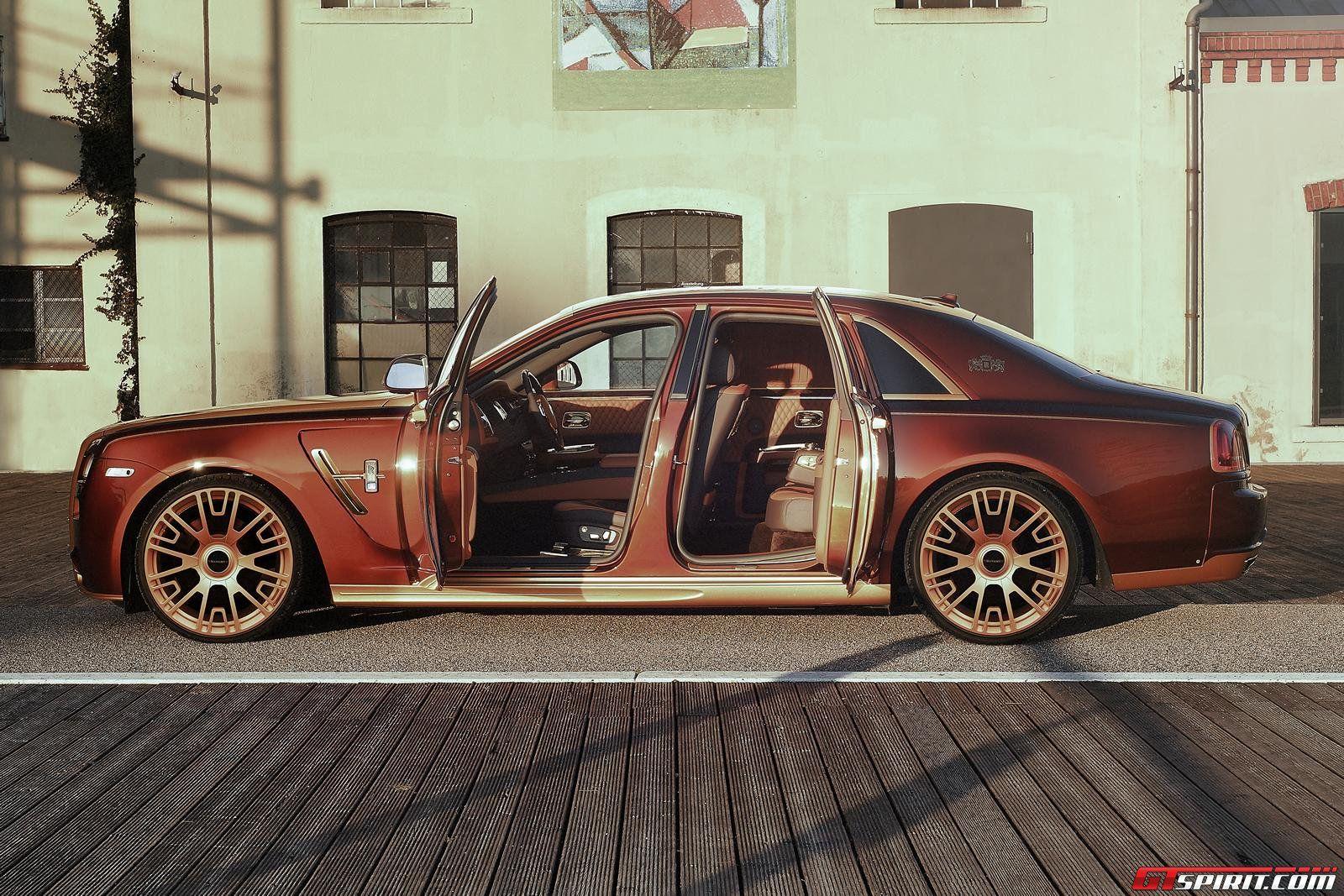 Official Mansory Rolls Royce Ghost Series Ii Auto Rolls Royce Rolls Royce Royce