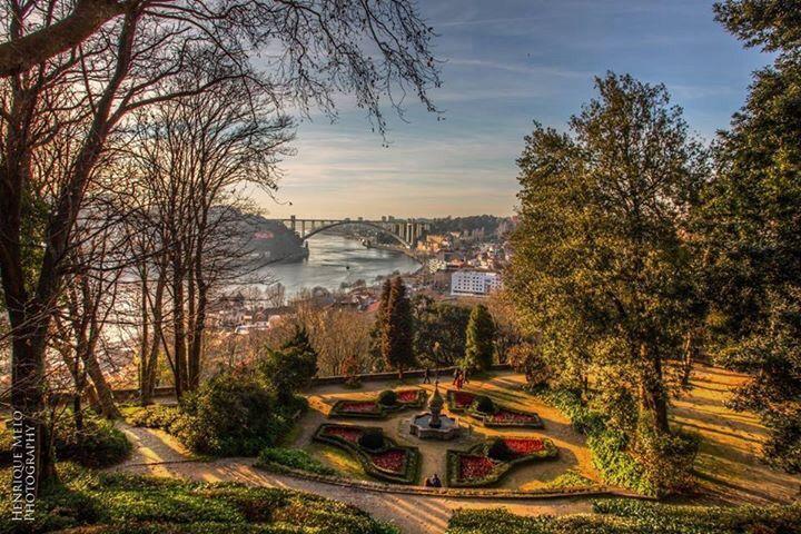 Jardins do Palácio Cristal / Porto -Portugal