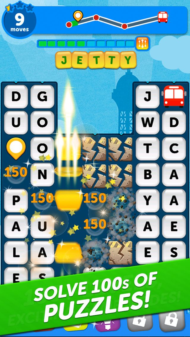 Zynga Launches Words on Tour on iOS, Android Popular