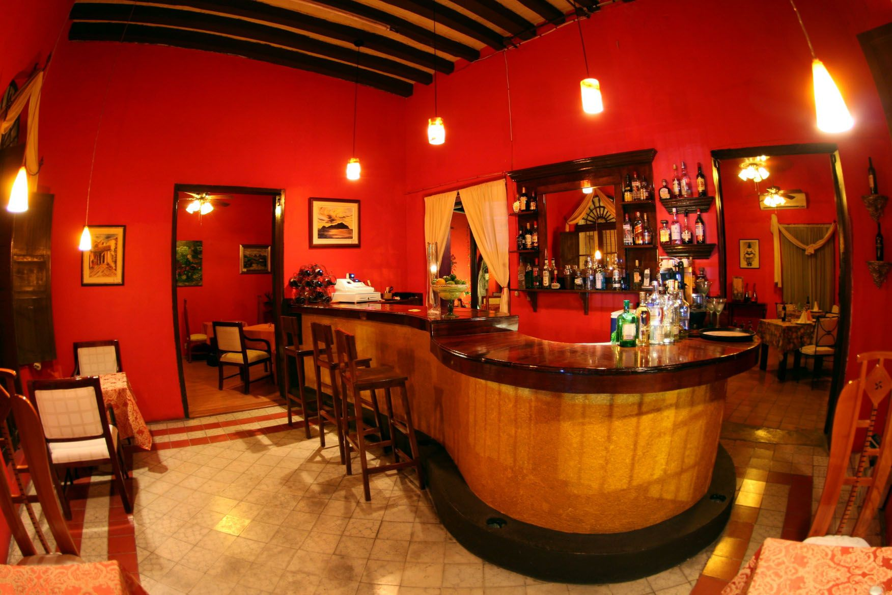 red tile floor trim | my favorites. | pinterest | restaurant, the