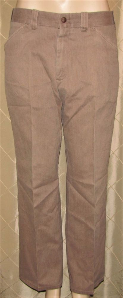 c752740b803 JCPenney VINTAGE CORDUROY PANTS TAN MENS 34 X 29 COTTON POLYESTER VGC  CREASED #JCPenney #Corduroys