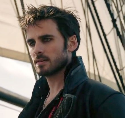 Captain hook sexy eyes