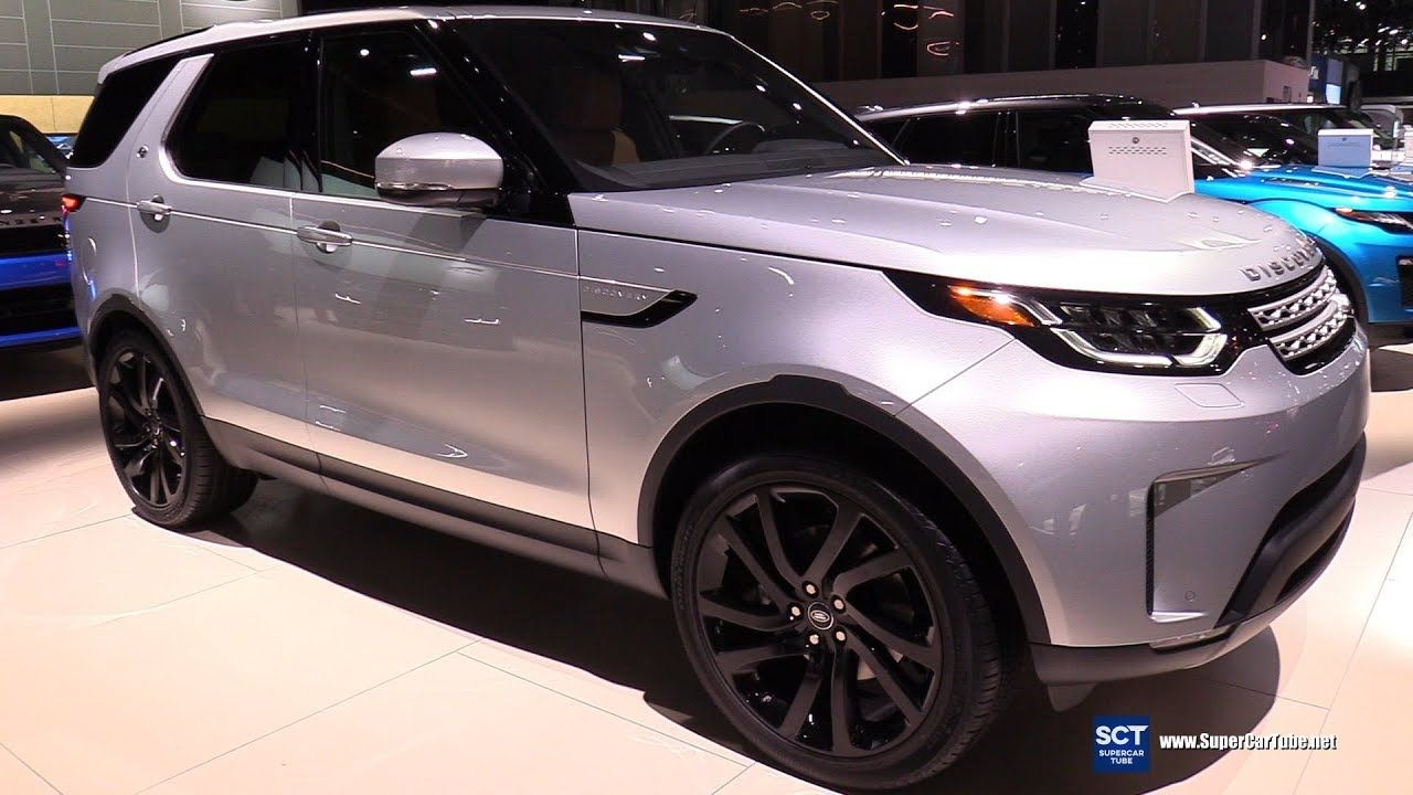 2018 Land Rover Discovery HSE Luxury Exterior and