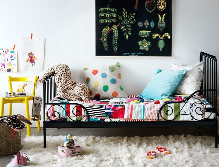 Explore Kids Bedroom Rooms And More Ikea Minnen