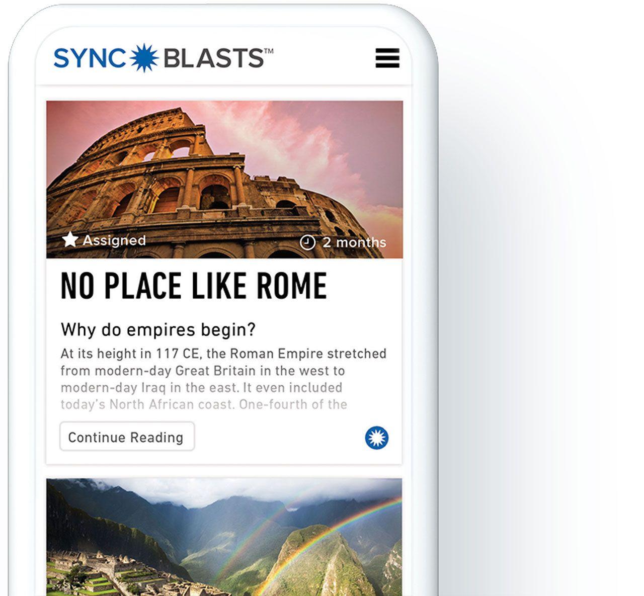 Syncblasts Syncblasts Provides Reading And Writing