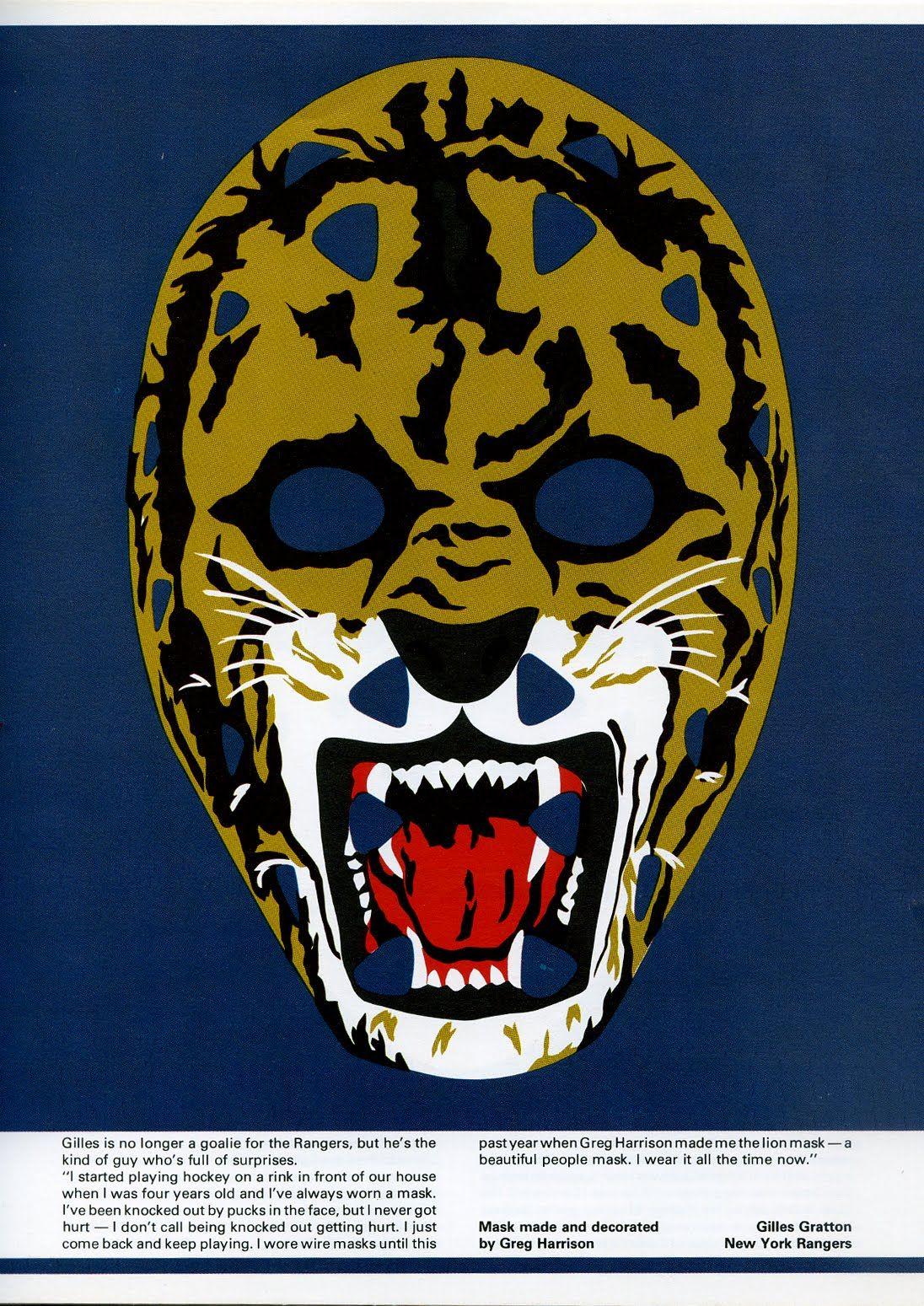 Wow ekkk mask | Goalie mask, Hockey mask, Mask