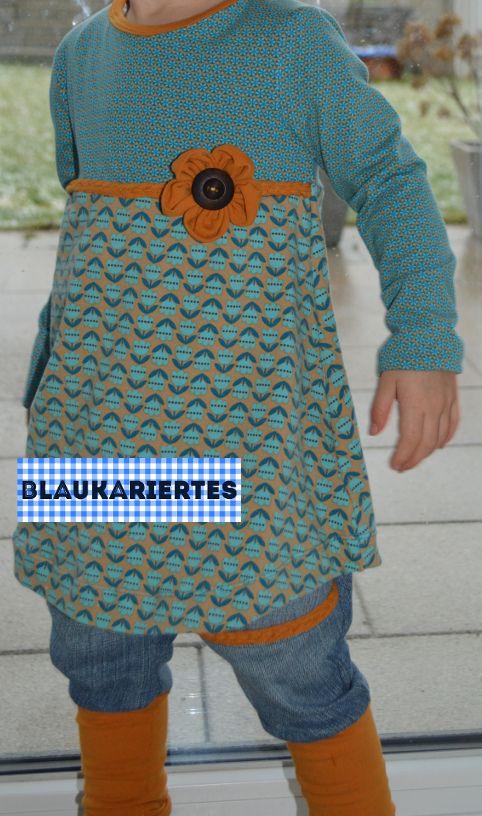 Mama Nähblog: Freebook Mamas.Naehen Tunika Gr. 80-164 ...