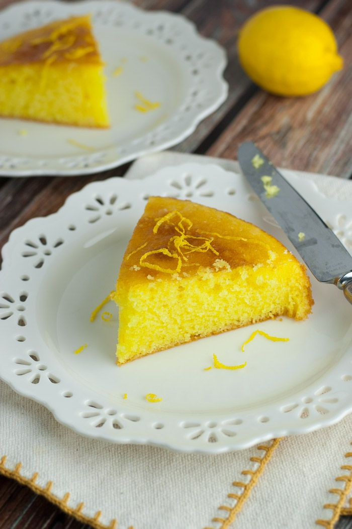 Mom S Luscious Lemon Cake Recipe Recipes Cakes Cupcakes Cake