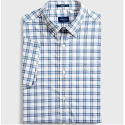Photo of Gant Kurzarm Tech Prep™ Plaid Hemd (Blau) GantGant