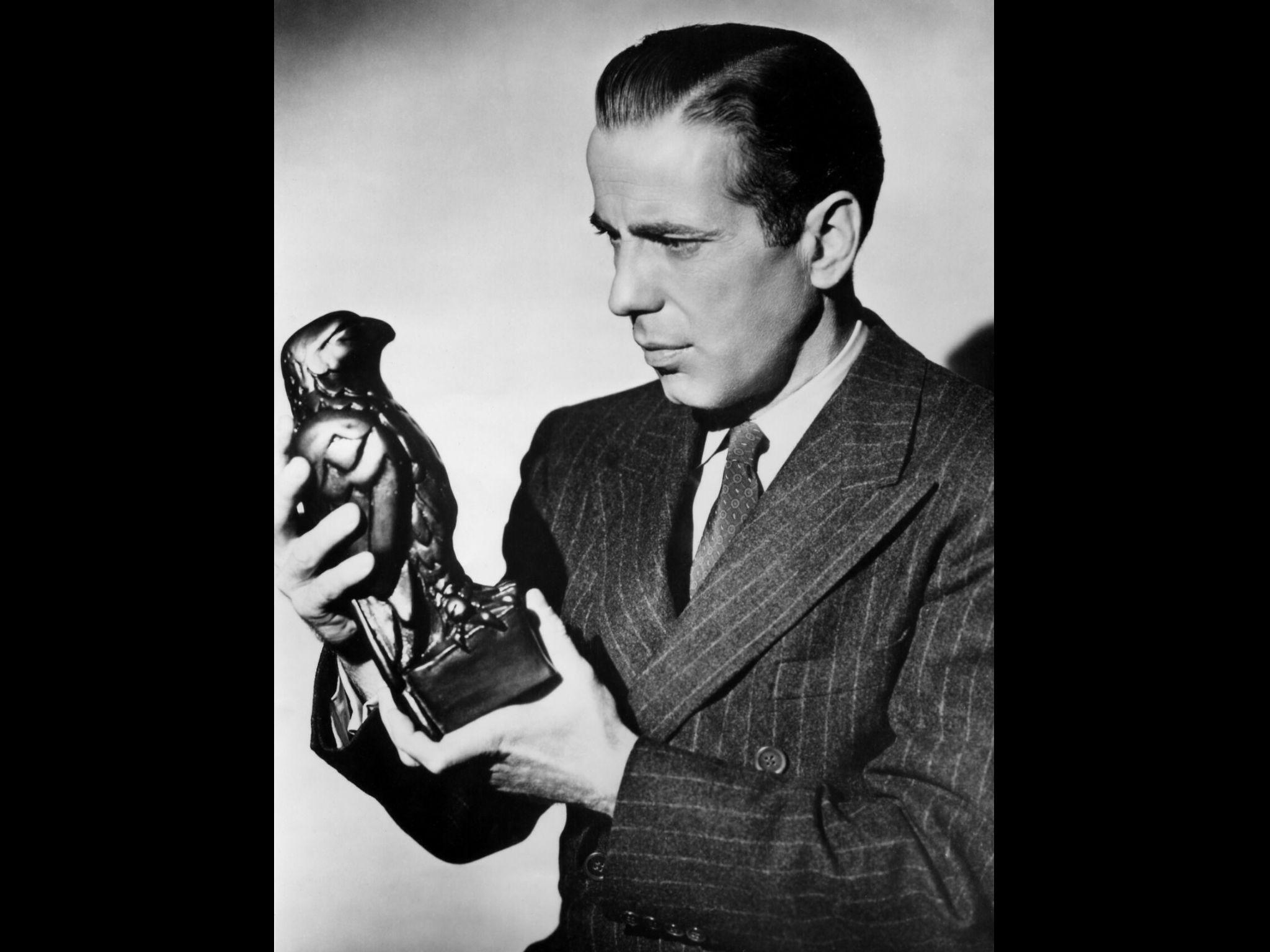 Mr Bogart and the Maltese Falcon American actors, Actor