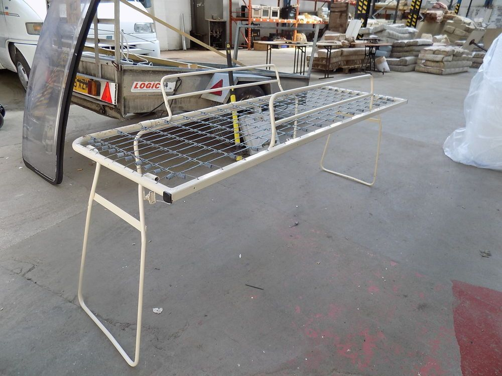 Touring Caravan Single Bed Frame Metal For Camper Van Conversion