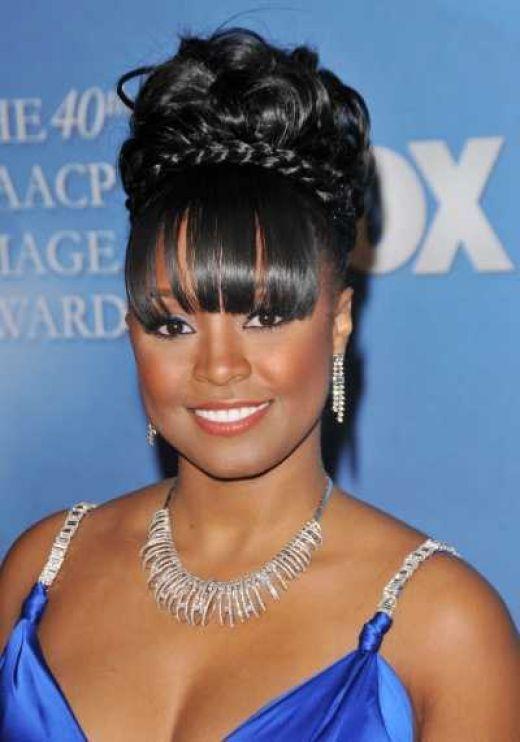 Black Wedding Hairstyles Updo Black Prom Hairstyles Braided