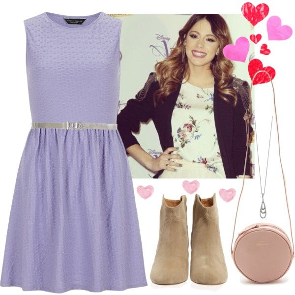 Violetta 2 Episode 76 By Stylewiktoria On Polyvore Featuring Mode Dorothy Perkins Bristols6